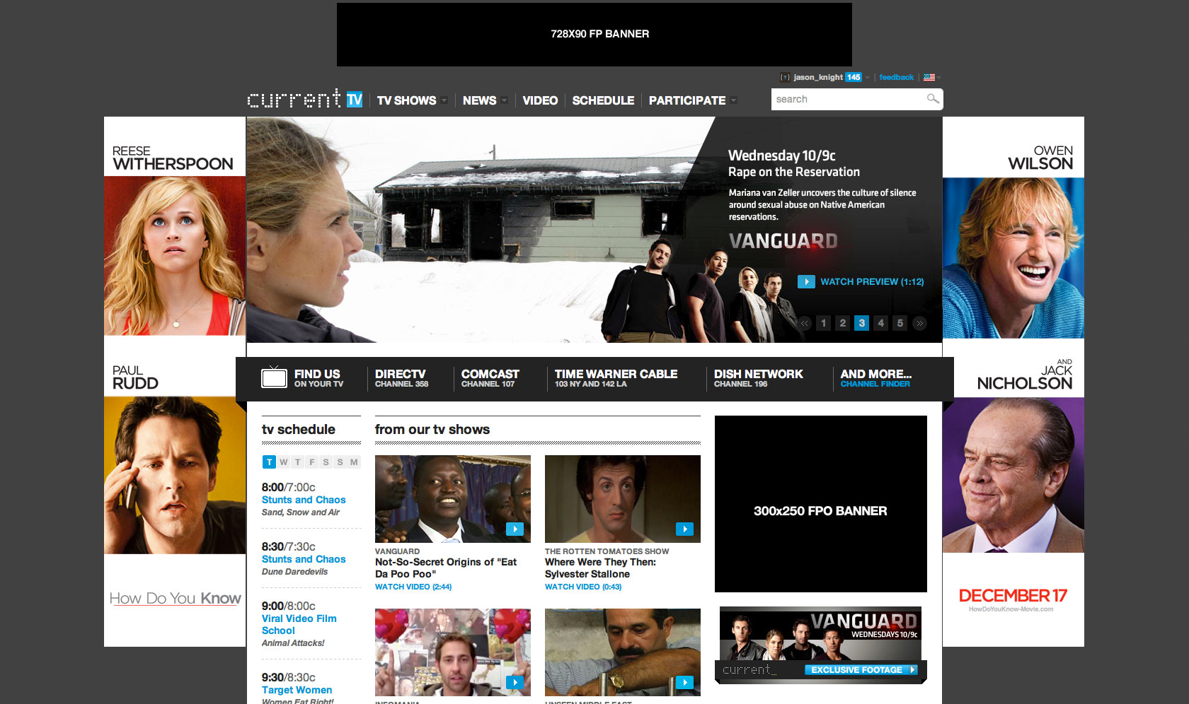 How Do You Know Homepage Takeover